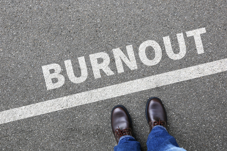 Stress Burnout Image