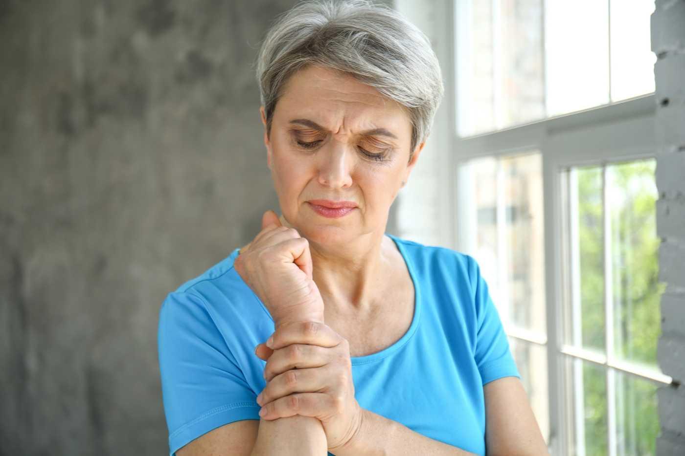 Senior bone and joint health