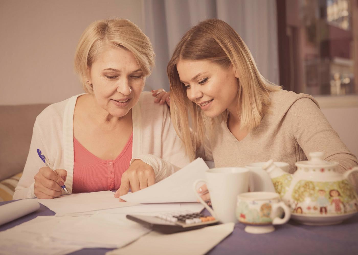 Dementia Arizona personal finance